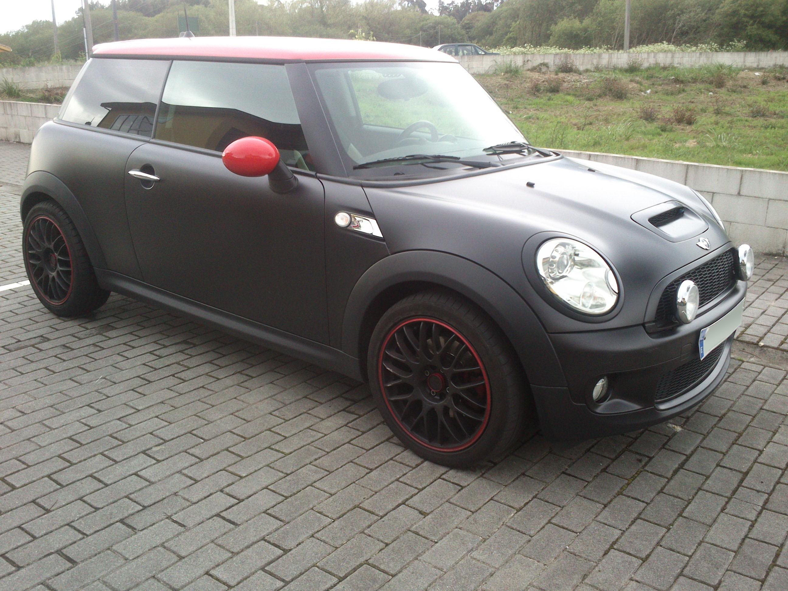 Vinilo negro coche