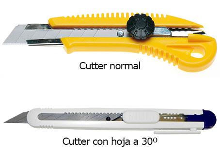 Cutter para vinilo de carbono
