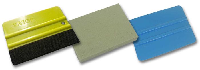 Espátulas para colocar vinilo adhesivo